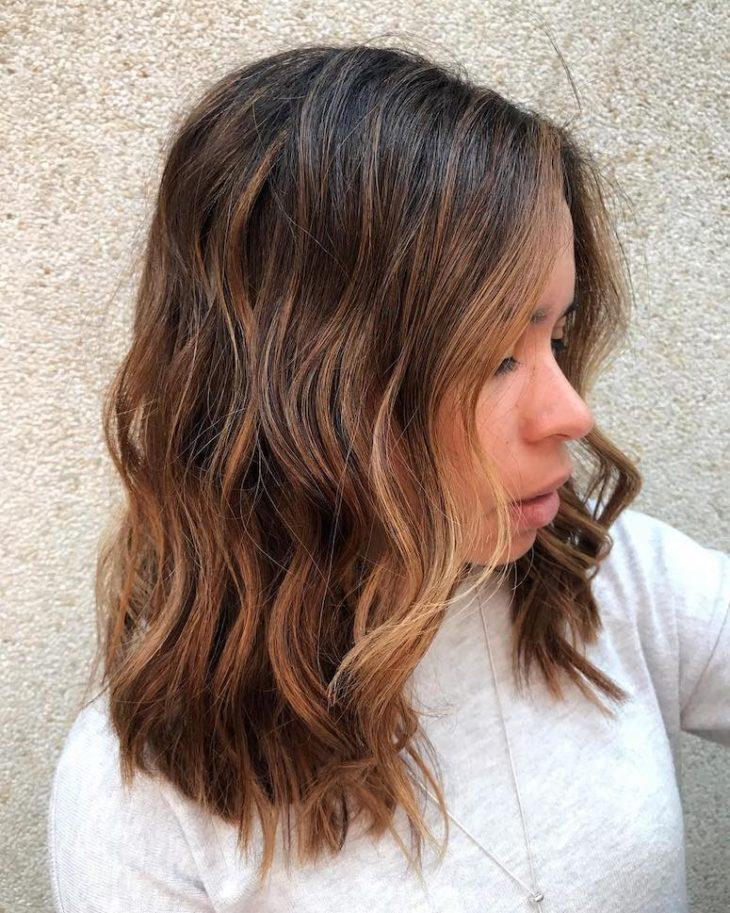 Ombré hair mel: 40 motivos para você aderir a tendência - 11
