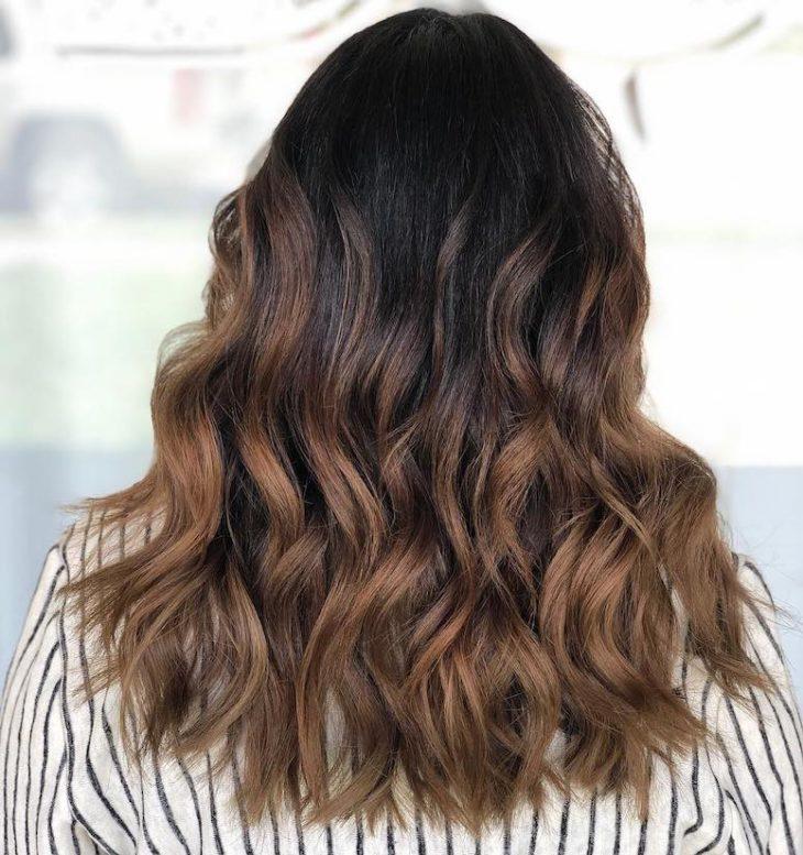 Ombré hair mel: 40 motivos para você aderir a tendência - 17