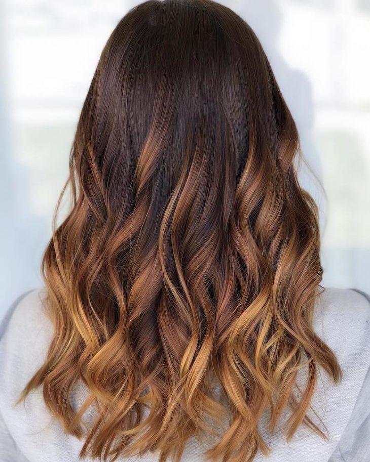 Ombré hair mel: 40 motivos para você aderir a tendência - 19