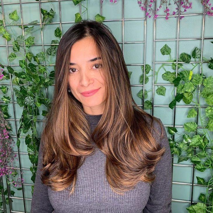 Ombré hair mel: 40 motivos para você aderir a tendência - 3