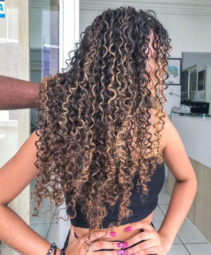 Ombré hair mel: 40 motivos para você aderir a tendência - 21