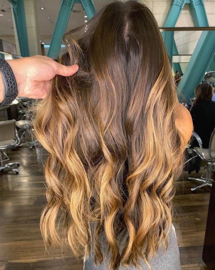 Ombré hair mel: 40 motivos para você aderir a tendência - 24