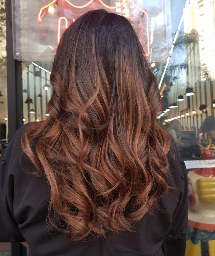 Ombré hair mel: 40 motivos para você aderir a tendência - 27
