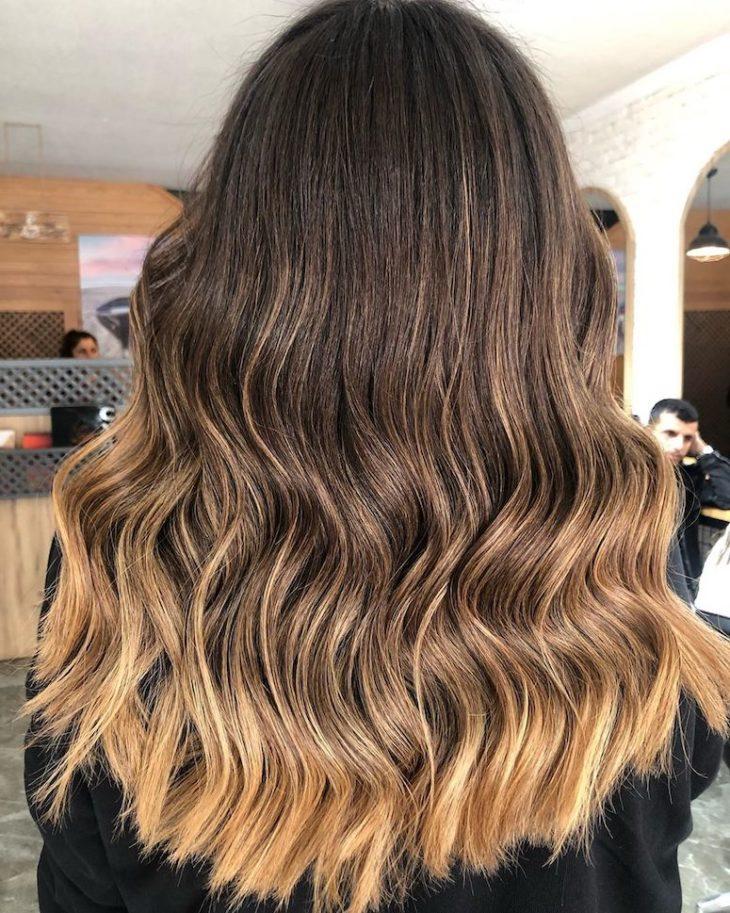 Ombré hair mel: 40 motivos para você aderir a tendência - 40