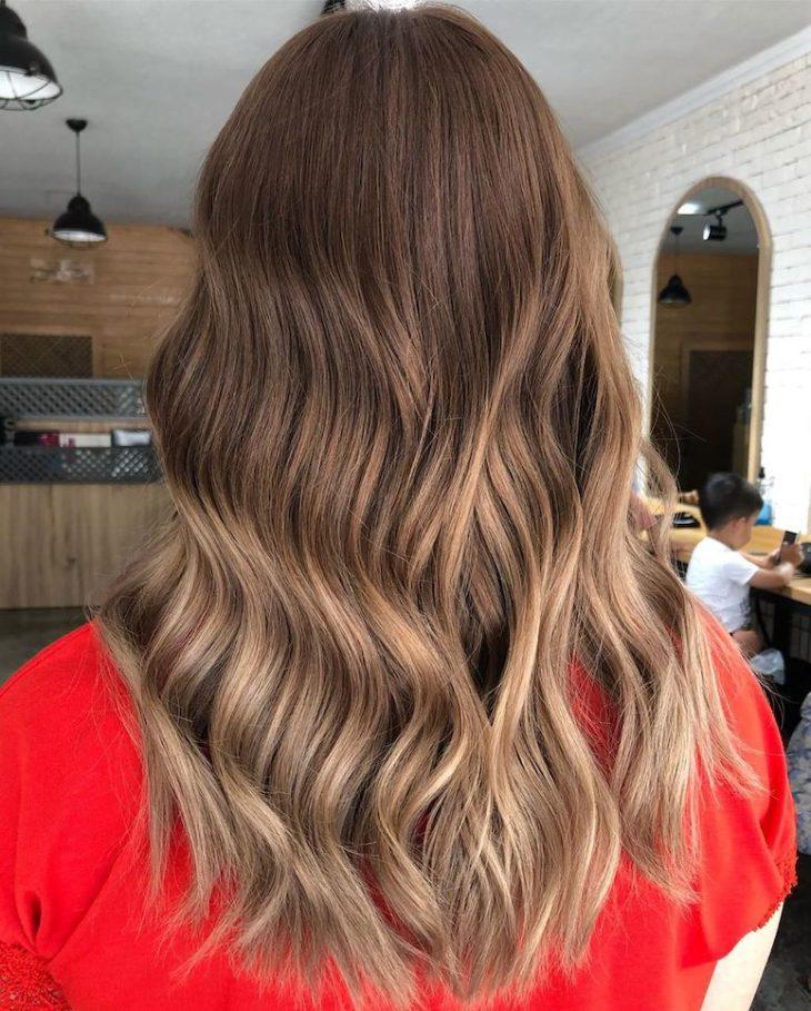 Ombré hair mel: 40 motivos para você aderir a tendência - 41