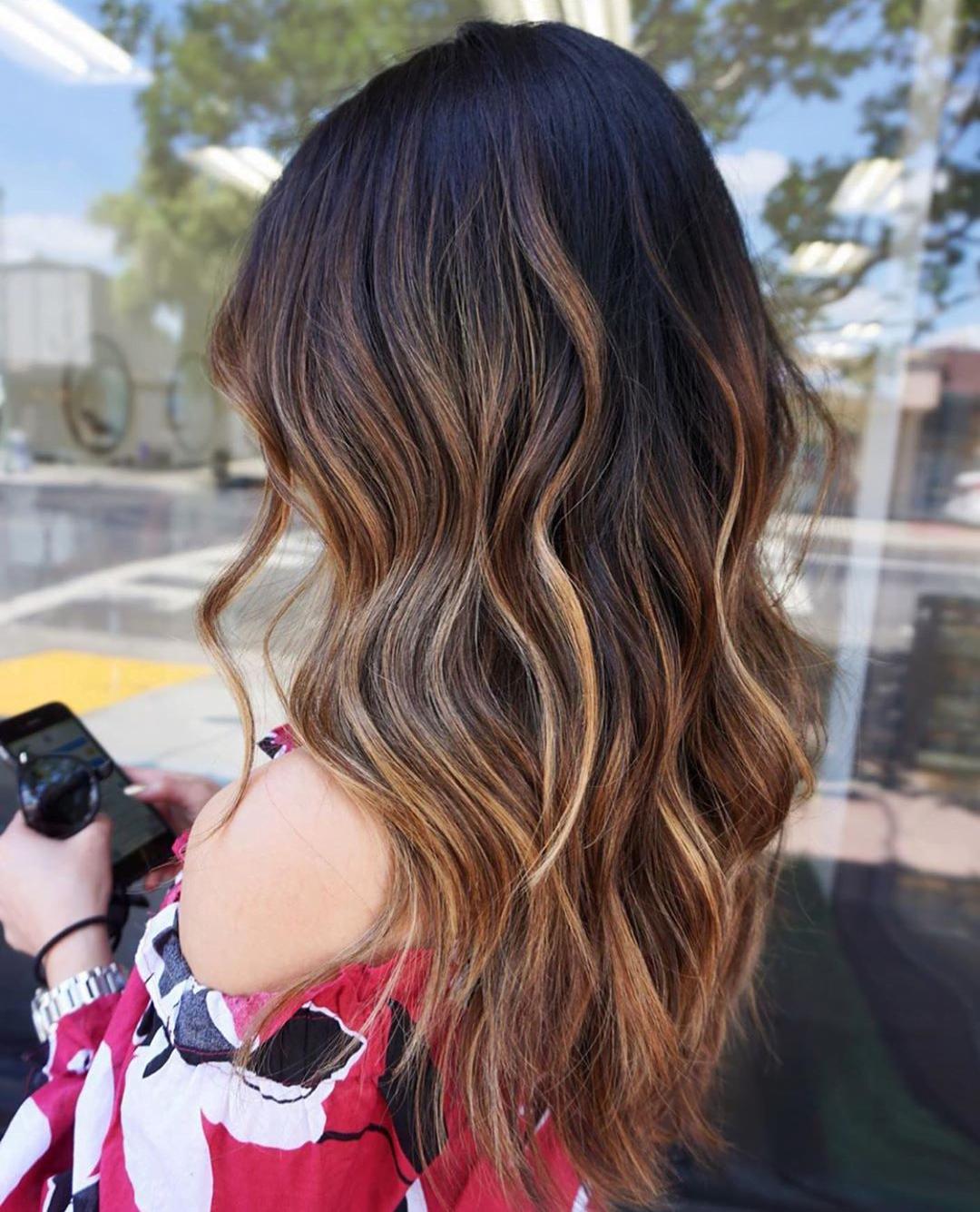 Ombré hair mel: 40 motivos para você aderir a tendência - 36
