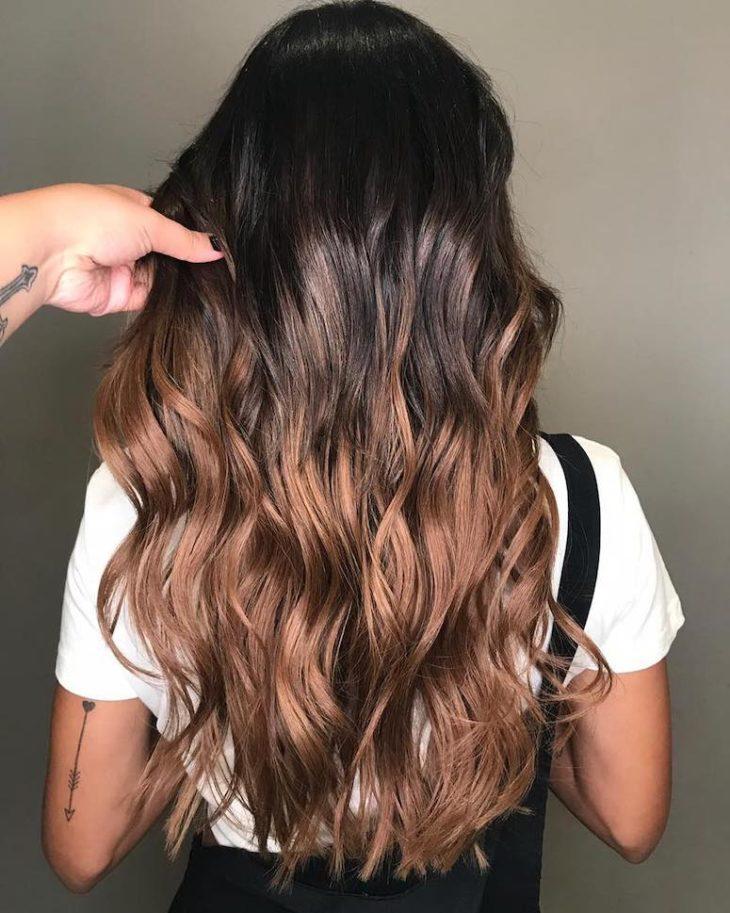 Ombré hair mel: 40 motivos para você aderir a tendência - 9