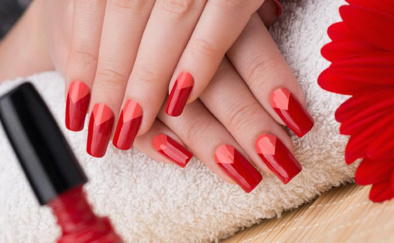Unhas decoradas vermelhas: 40 ideias incríveis para apostar na cor da paixão - 1