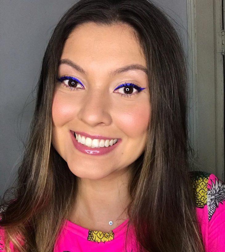 maquiagem azul 32