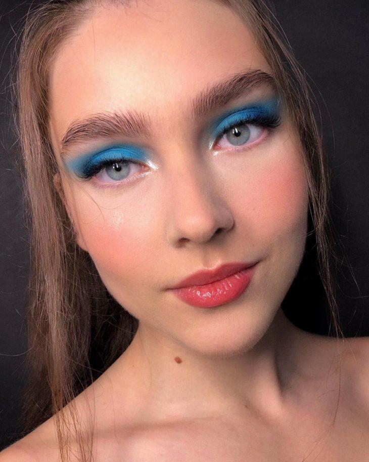 maquiagem azul 28
