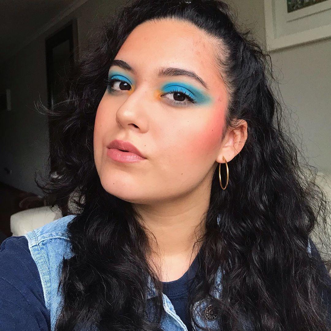 maquiagem colorida 27