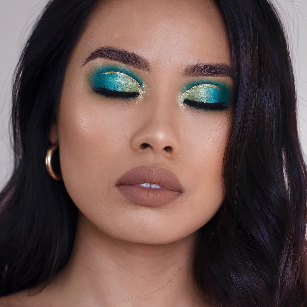 maquiagem colorida 5