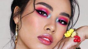 Maquiagem colorida: 30 inspirações e tutoriais para uma make arrasadora