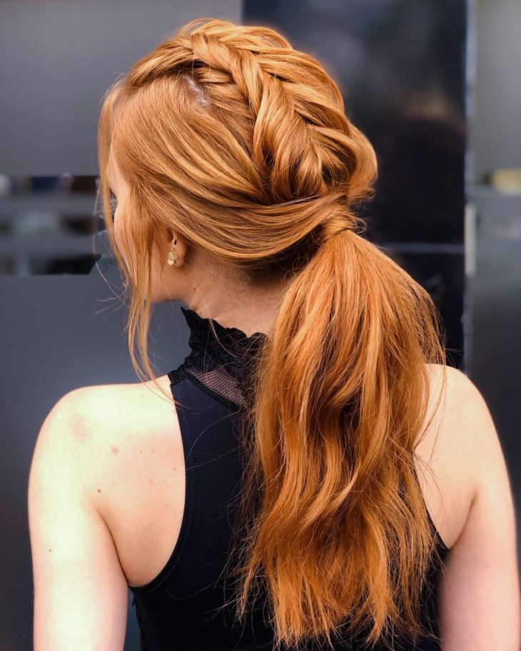 penteado rabo de cavalo 33