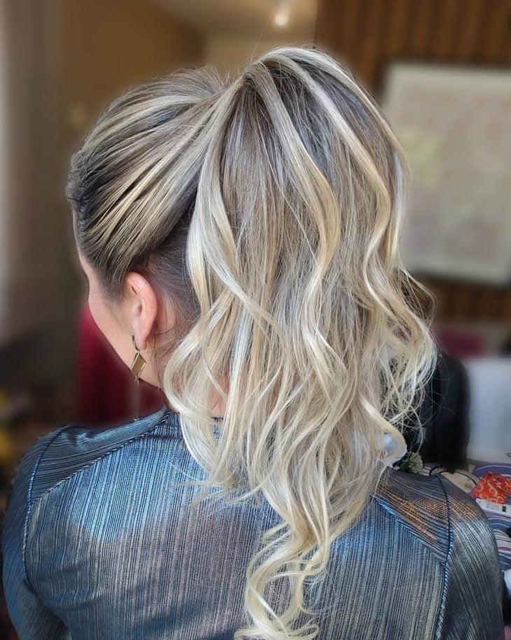 penteado rabo de cavalo 42