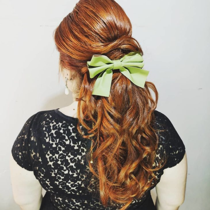 penteado rabo de cavalo 64