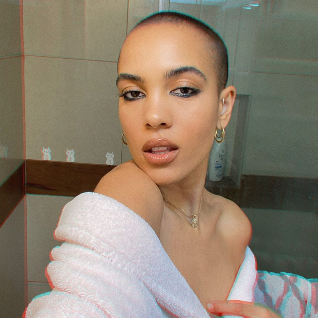 cabelo raspado 35