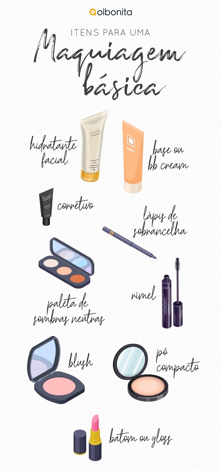 maquiagem básica 2