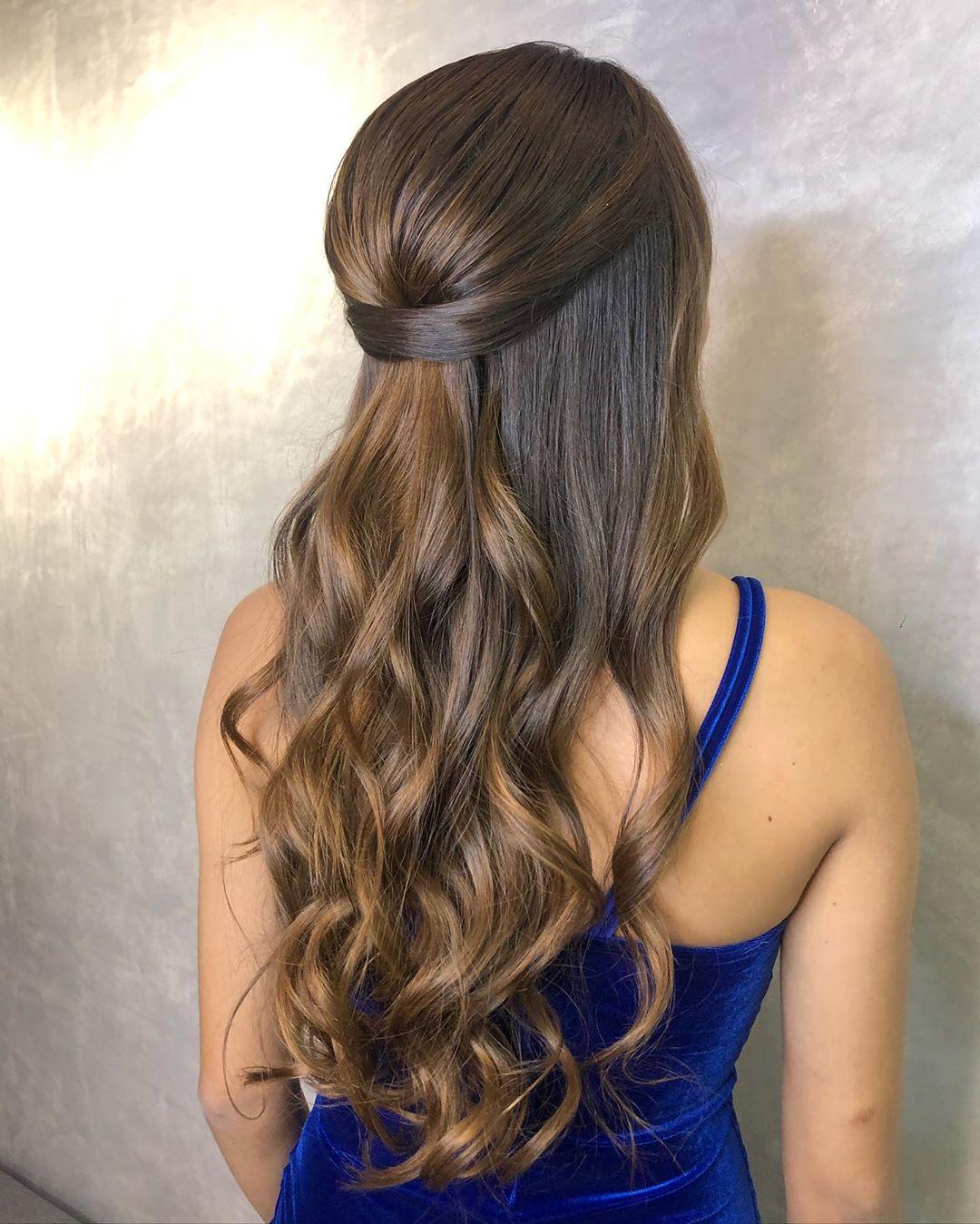 penteados simples para casamento 41