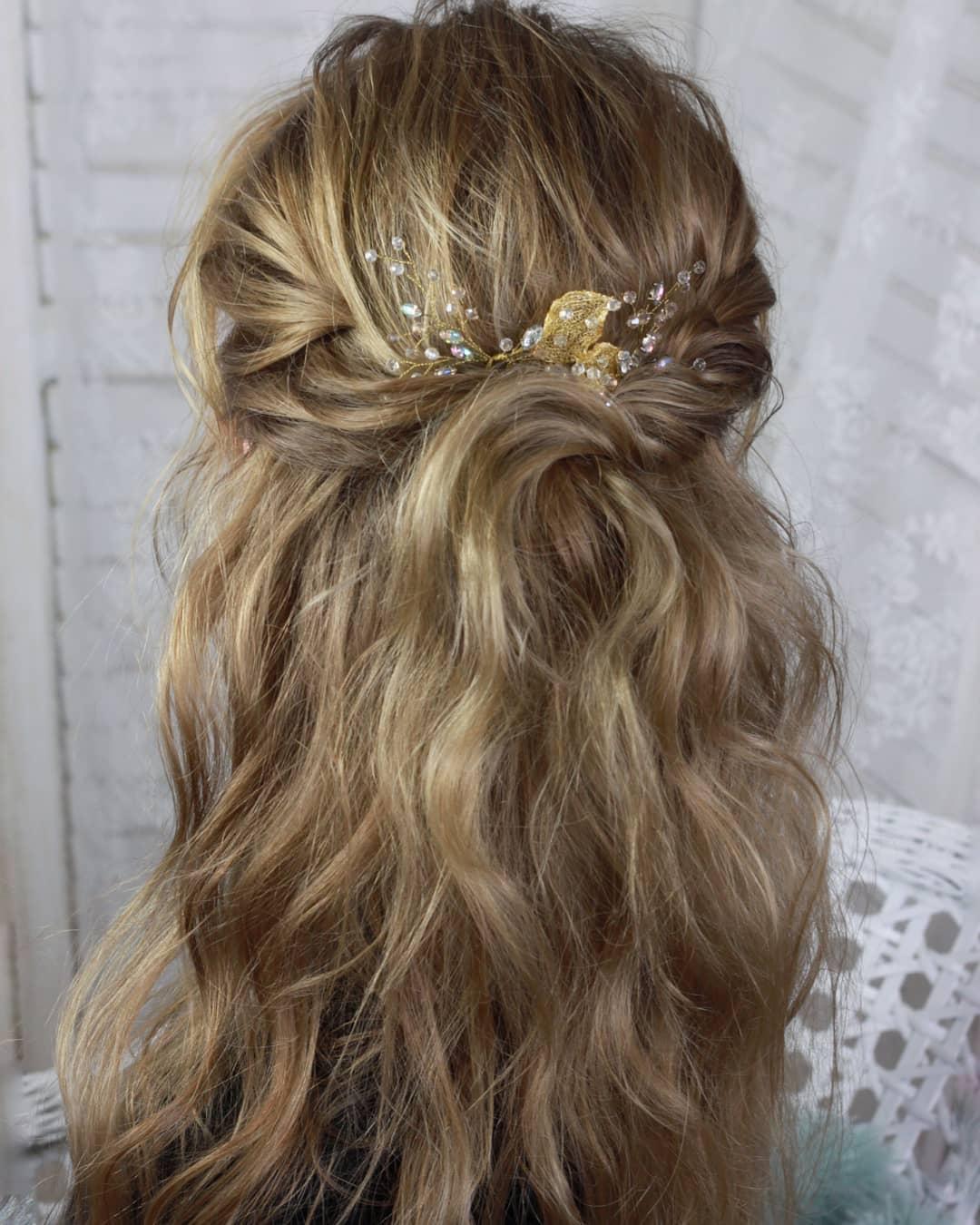 penteados simples para casamento 42