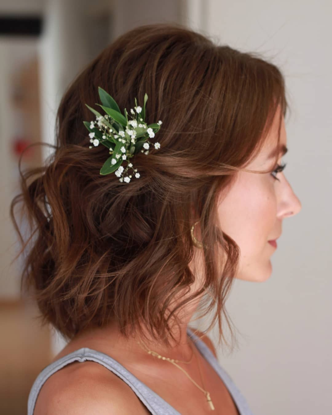 penteados simples para casamento 47