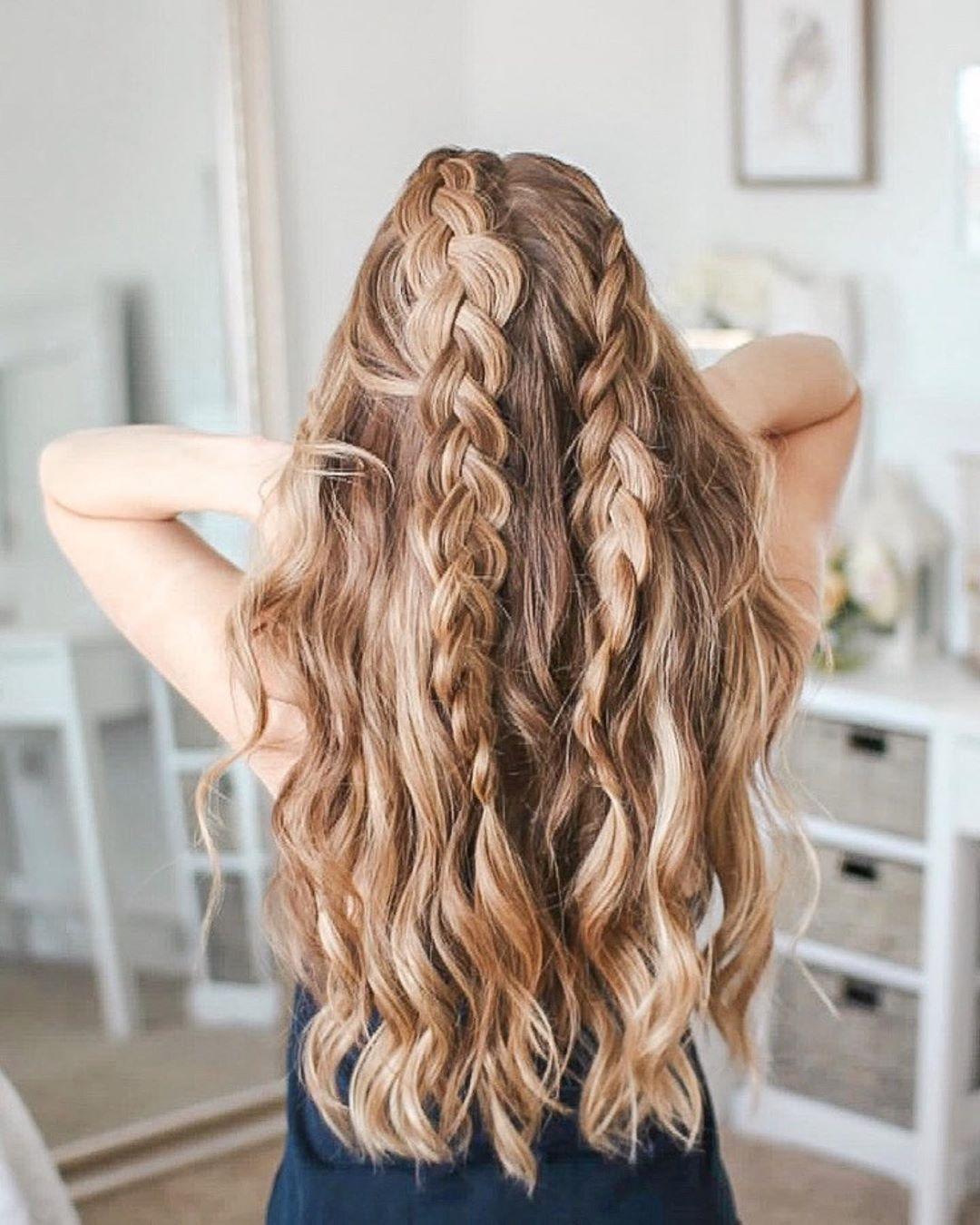 penteados soltos 54