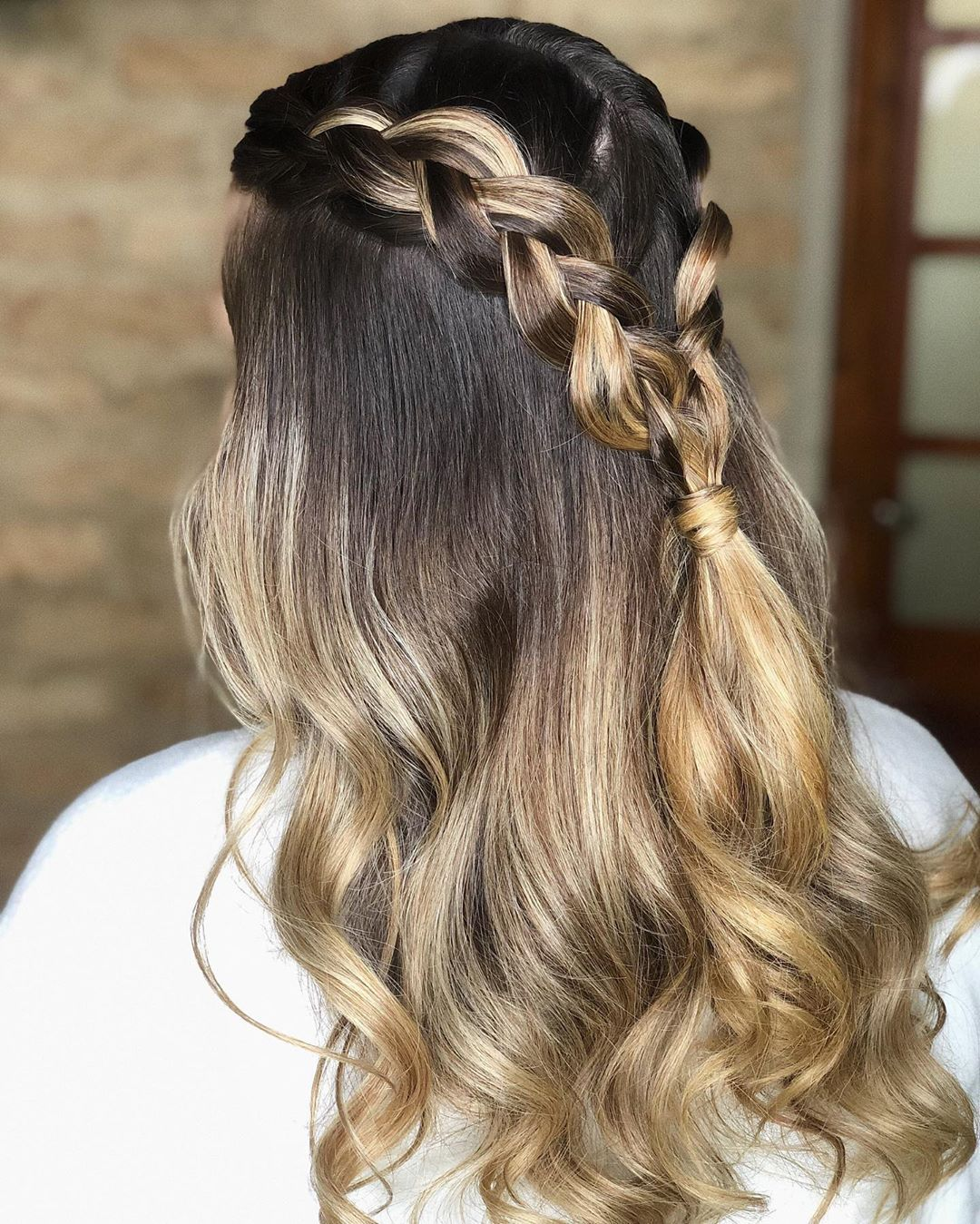 penteados soltos 66