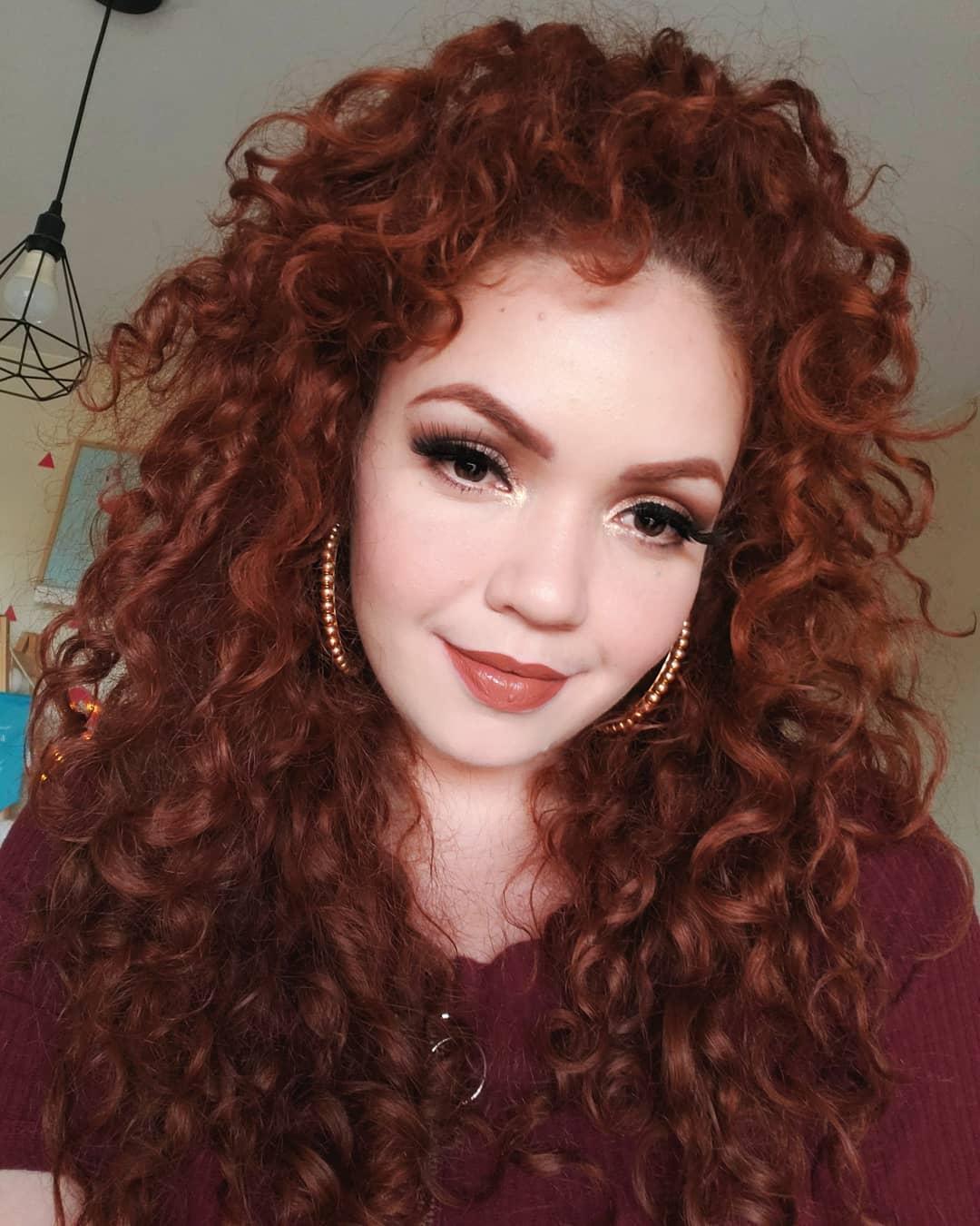penteados soltos 99
