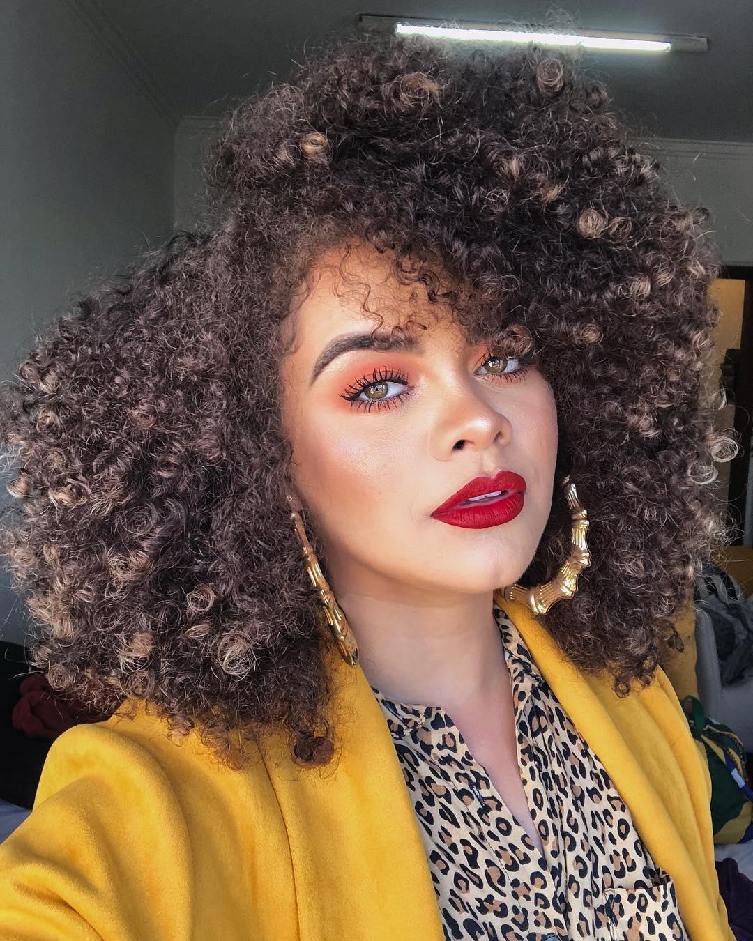 maquiagem com sombra vermelha 8