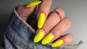 Unhas neon: 50 inspirações e tutoriais para uma nail art vibrante