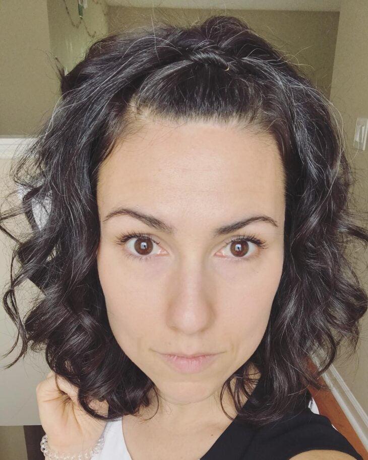 45 fotos e tutoriais de penteados para cabelo cacheado curto - 38
