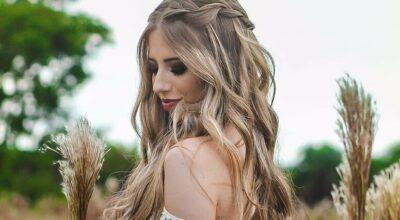 9 tutoriais de trança cascata e fotos desse penteado apaixonante