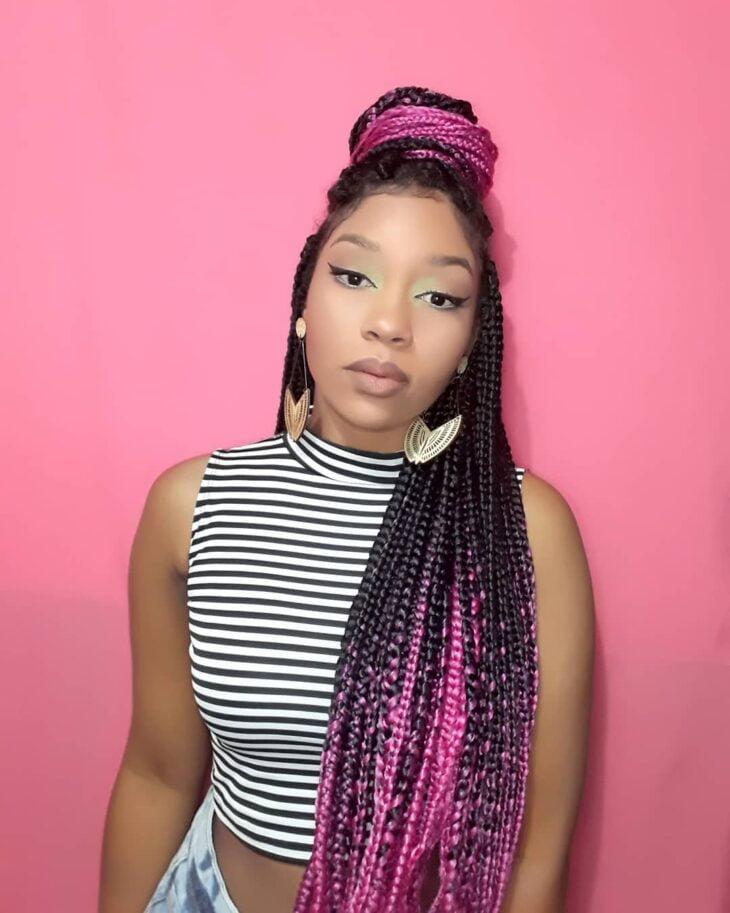 Box braids: 30 modelos, dicas, tutoriais e cuidados necessários - 5