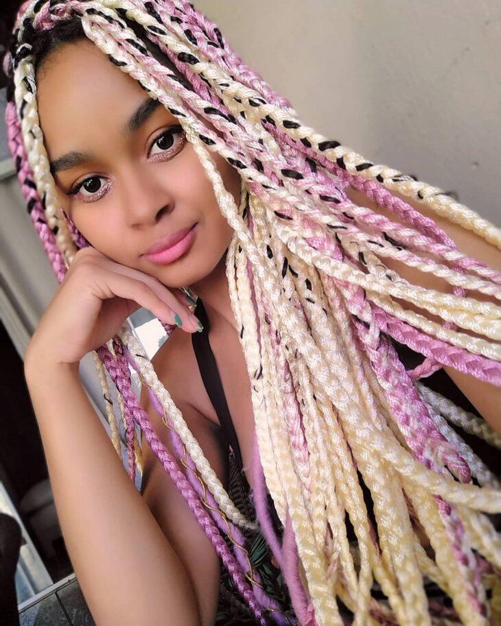 Box braids: 30 modelos, dicas, tutoriais e cuidados necessários - 6