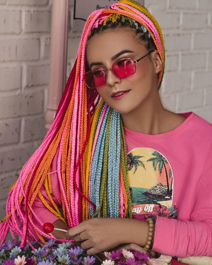 Box braids: 30 modelos, dicas, tutoriais e cuidados necessários - 15