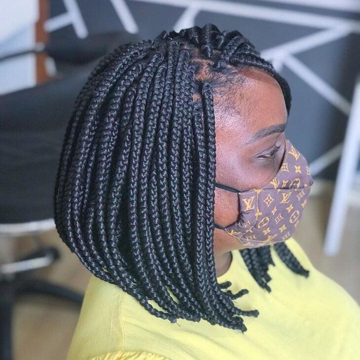 Box braids: 30 modelos, dicas, tutoriais e cuidados necessários - 18
