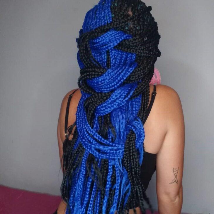Box braids: 30 modelos, dicas, tutoriais e cuidados necessários - 11