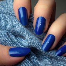 60 ideias de unhas decoradas em azul para apostar nessa cor incrível - 21