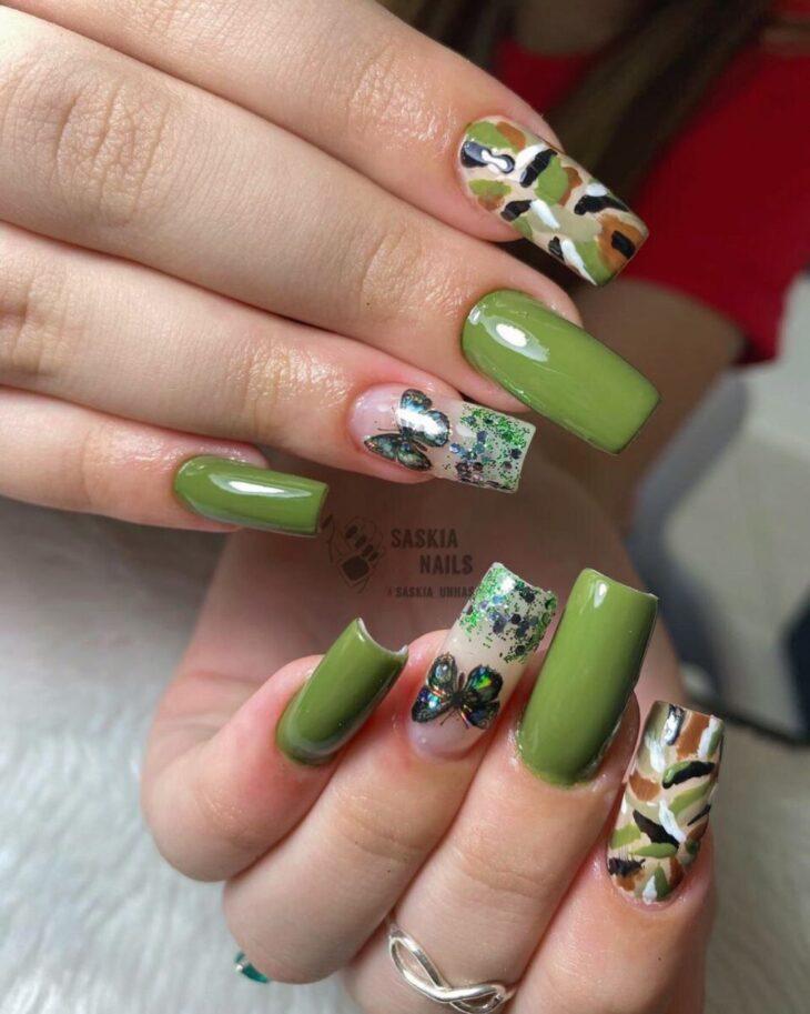 unhas verdes 11