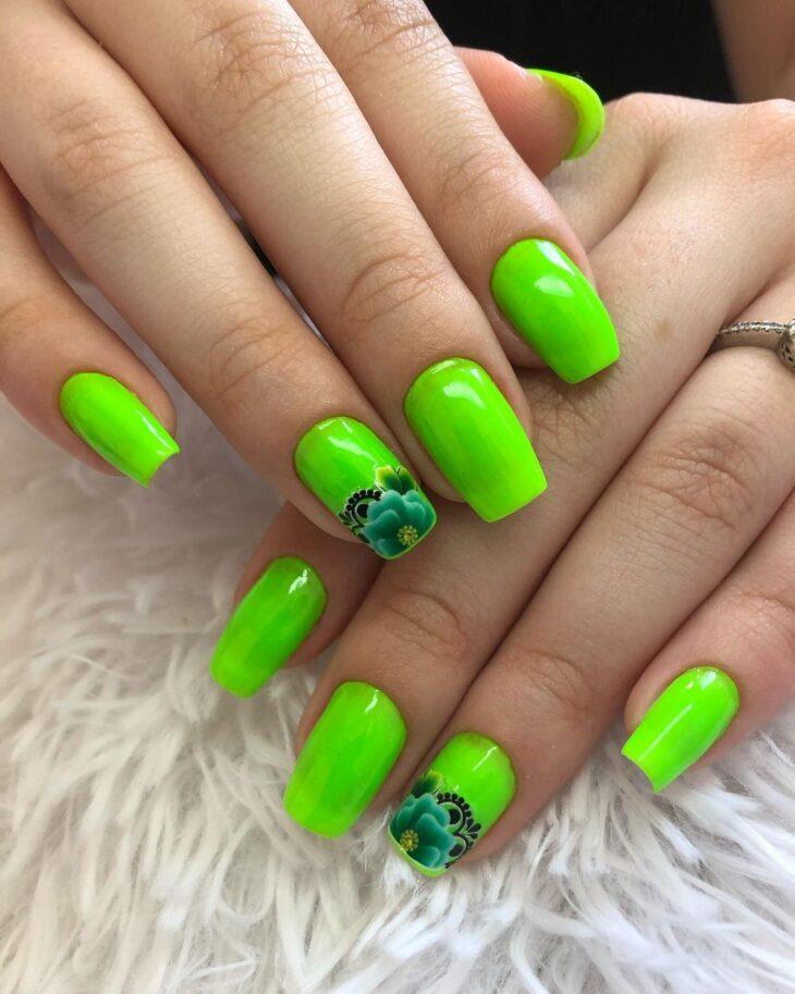 unhas verdes 15