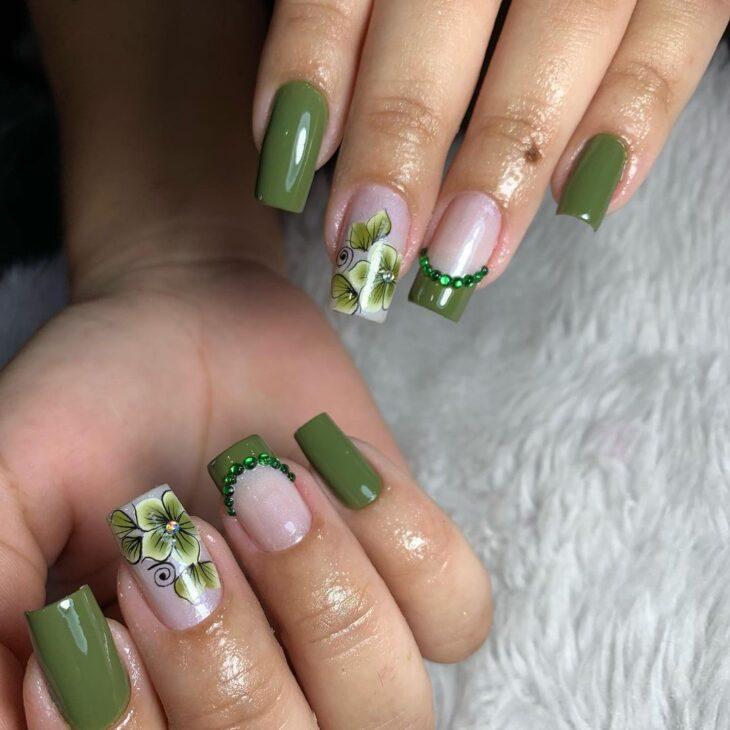 unhas verdes 3