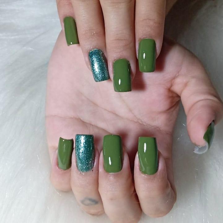 unhas verdes 24