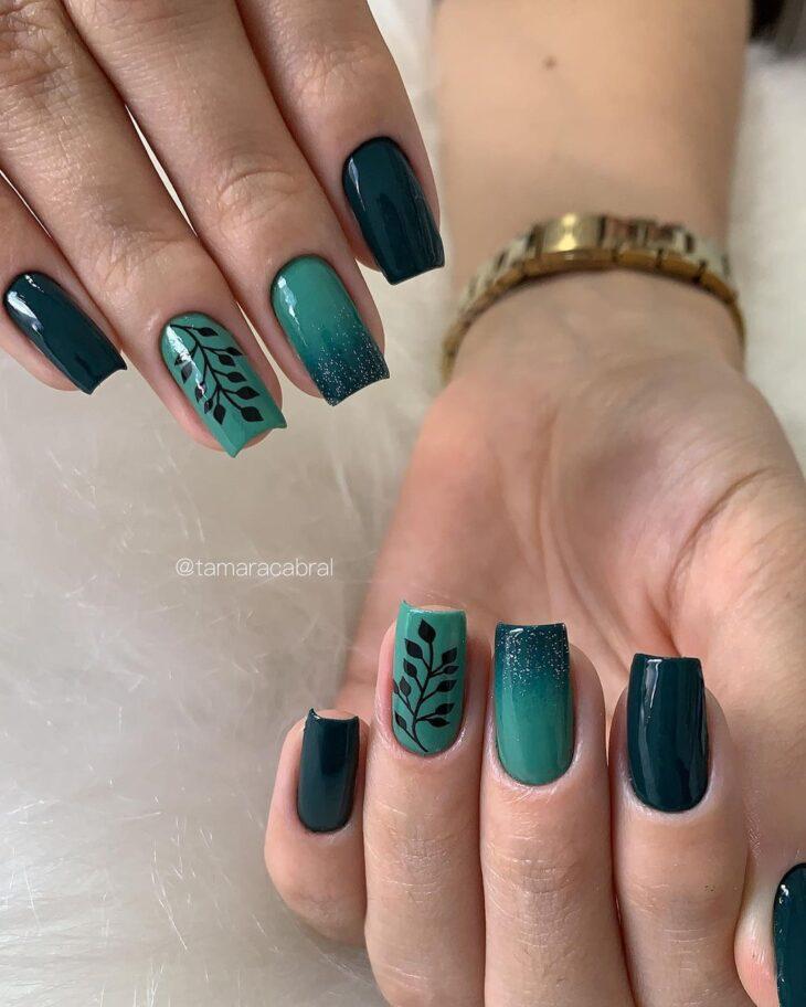 unhas verdes 4