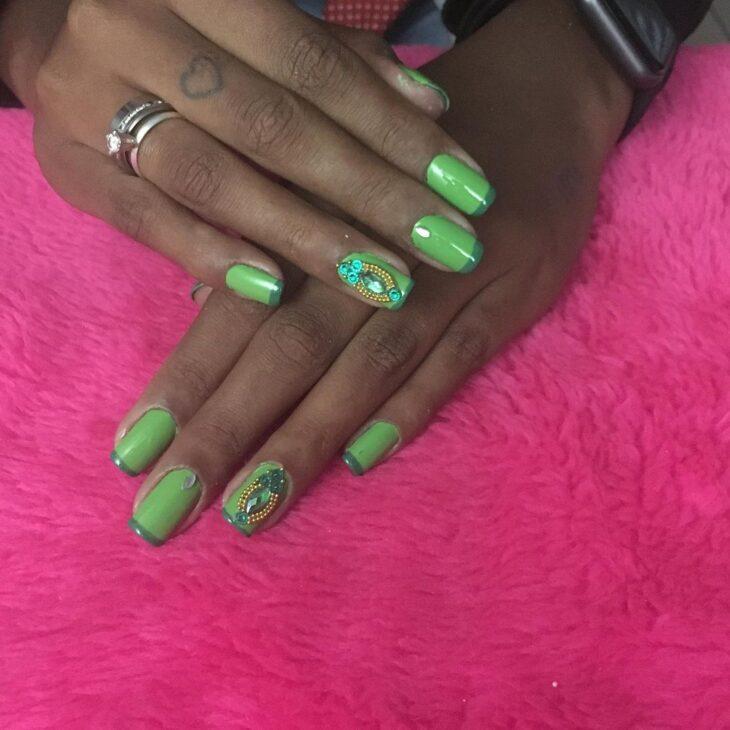 unhas verdes 35