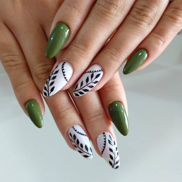 unhas verdes 5