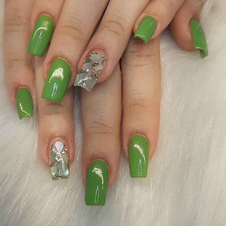 unhas verdes 45
