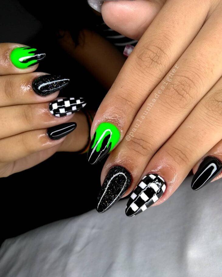 unhas verdes 47