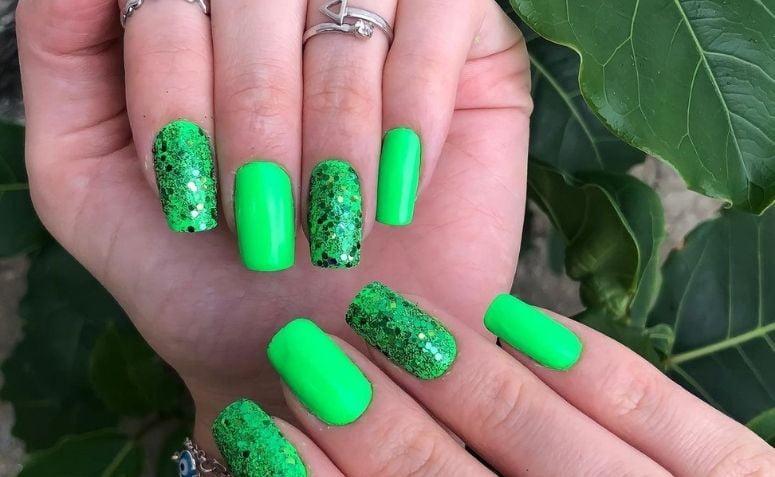 unhas verdes 1