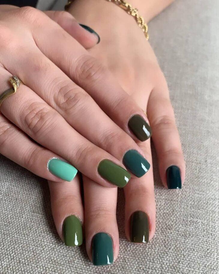 unhas verdes 9