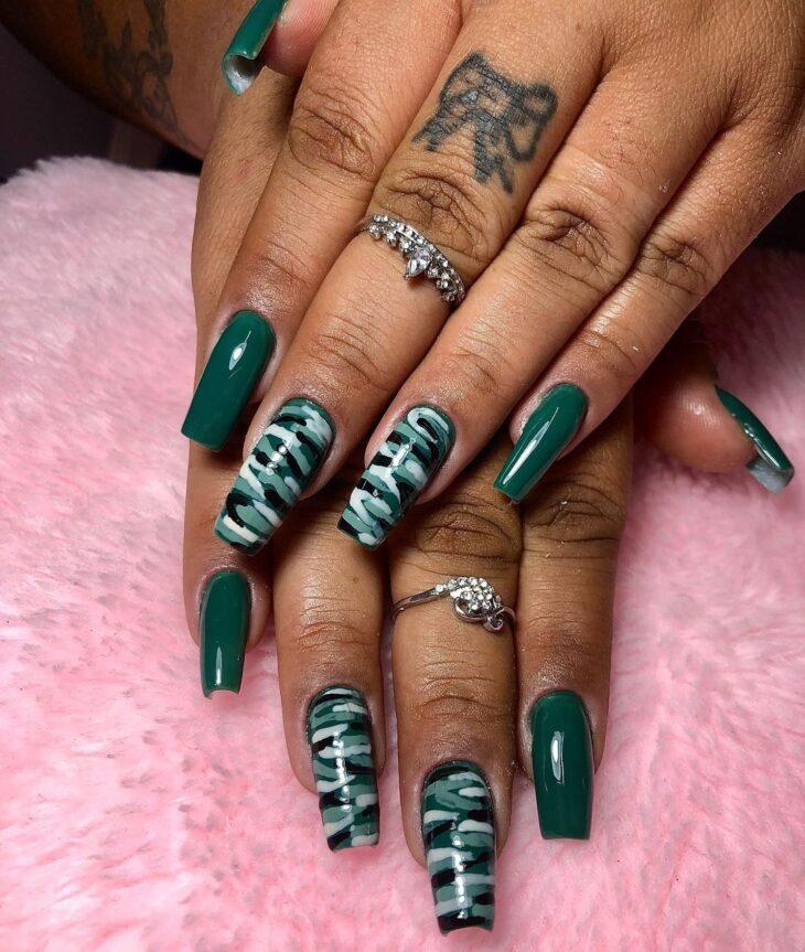 unhas verdes 10